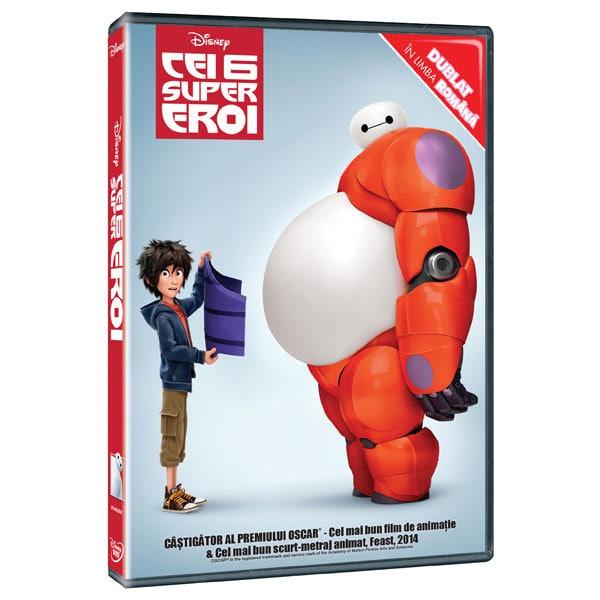 Big Hero 6 - Cei 6 super eroi DVD