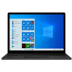 "Laptop MICROSOFT Surface 3, Intel Core i5-1035G7 pana la 3.7GHz, 13.5"" Touch, 8GB, SSD 256GB, Intel Iris Plus Graphics, Windows 10 Home, negru mat"