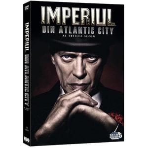 Imperiul din Atlantic City Sezonul 3 DVD