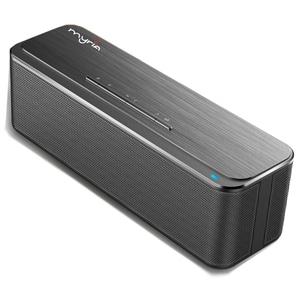 Boxa portabila MYRIA MY2403SV, 16W, Bluetooth, argintiu