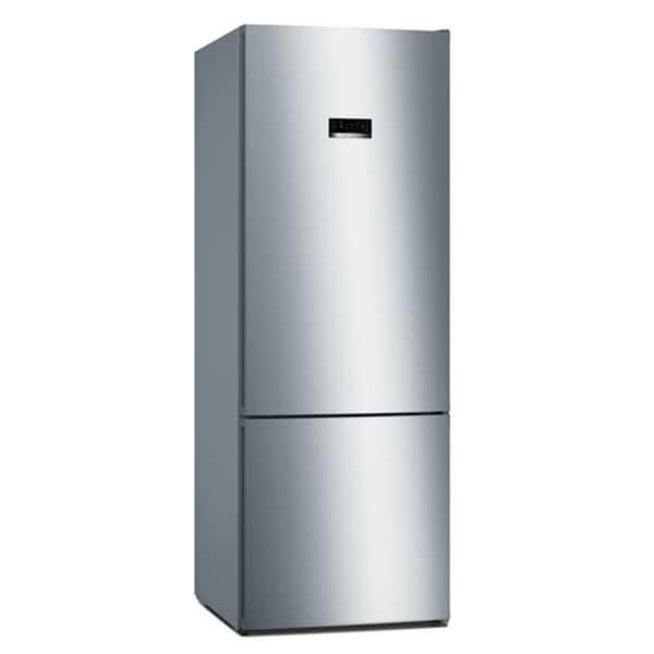 Combina frigorifica BOSCH KGN56XL30, No Frost, 505 l, H 193 cm, Clasa A++, argintiu