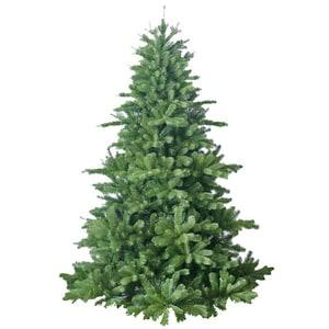 Brad artificial cu aspect natural BRAZIDELUX Premium, 240 cm, verde