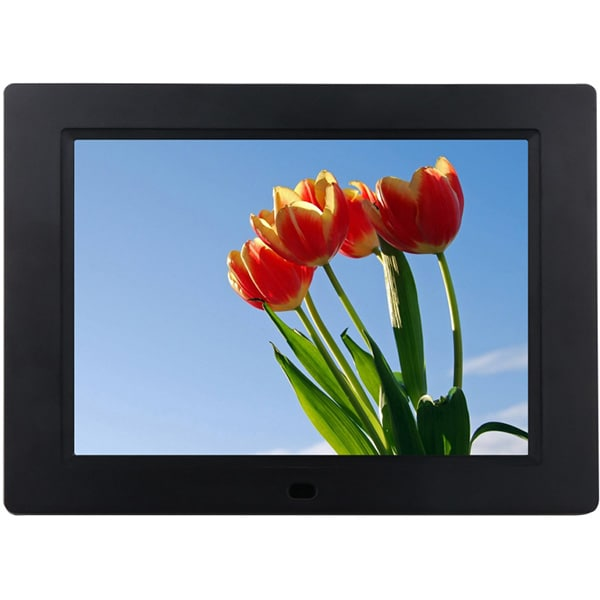 "Rama foto digitala BRAUN DigiFrame 857, 8"", 1024x768p, negru"