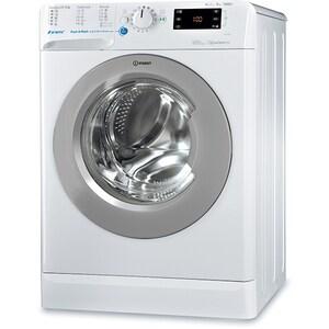 Masina de spalat rufe frontala INDESIT BWE91484XWSSSEU, Push & Wash, 9kg, 1400rpm, Clasa A+++, alb