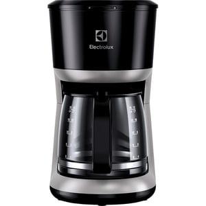 Cafetiera ELECTROLUX Love your day EKF3300, 1.65l, 1100W, negru-argintiu