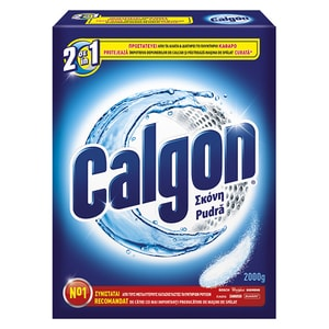 Pudra anticalcar CALGON 2 kg
