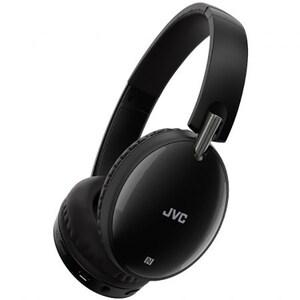 Casti JVC HA-S70BT-B-E, Bluetooth, NFC, Over-Ear, Microfon, negru
