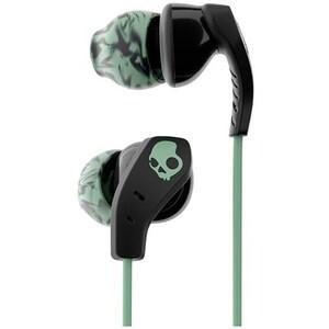 Casti SKULLCANDY Method Swirl S2CDY-K602, Cu Fir, In-Ear, Microfon, negru-verde