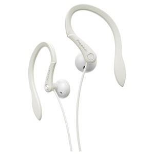 Casti PIONEER SE-E511-W, Cu Fir, In-Ear, alb