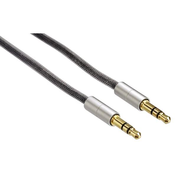Cablu audio AluLine HAMA 80869, 2m