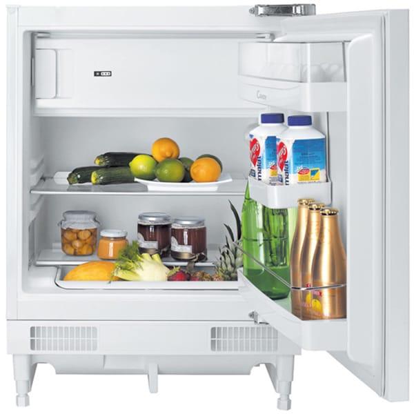 Frigider incorporabil minibar CANDY CRU 164E, 117 l, H 82 cm, Clasa A+, alb