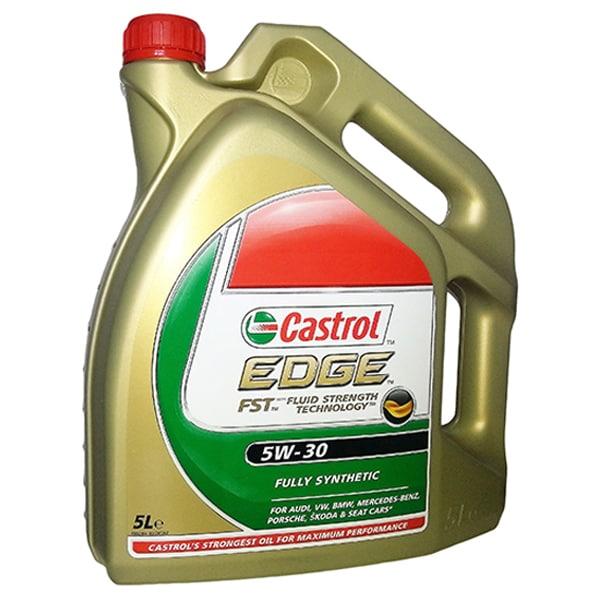 Ulei motor CASTROL Edge, 5W30, 5L