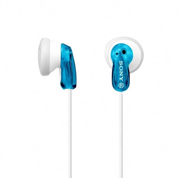 Casti SONY MDRE9LPL, Cu Fir, In-Ear, albastru