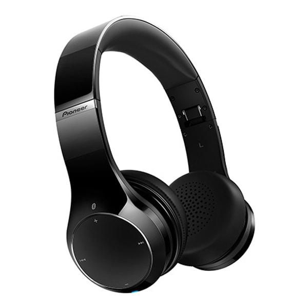Casti PIONEER SE-MJ771BT-K, Bluetooth, NFC, On-Ear, Microfon, negru