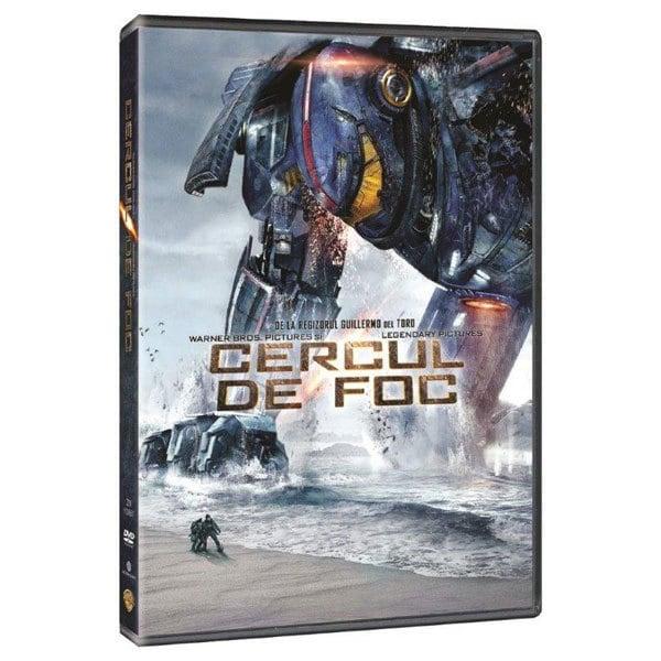 Cercul de foc DVD