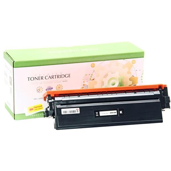 Toner STATIC CONTROL CRG-046HB 002-01-SF410X compatibil cu HP CF410X/Canon, negru
