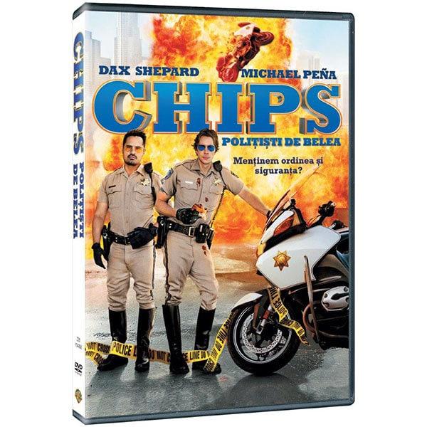 Chips: Politisti de belea DVD