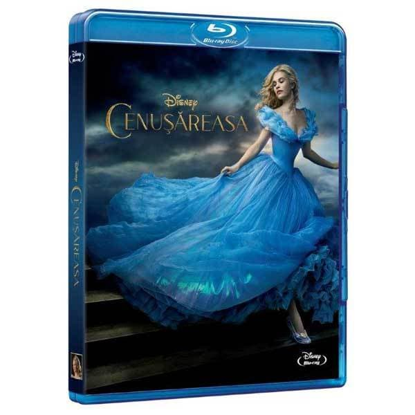 Cinderella - Cenusareasa (2015) Blu-ray
