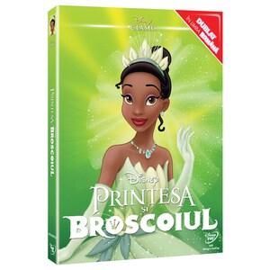 Colectie Disney Clasic Printese - Printesa si Broscoiul DVD o-ring