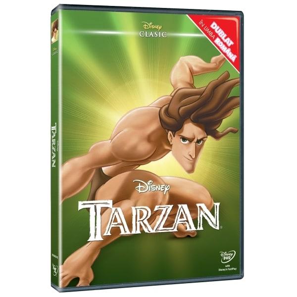 Tarzan Editie limitata DVD