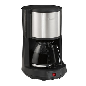 Cafetiera TEFAL Subito Select CM370811, 1.25l, negru - inox