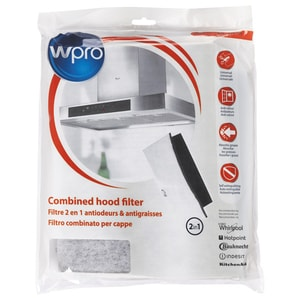 Filtru universal grasime-carbon WPRO 08524