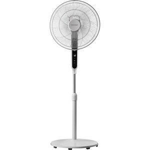 Ventilator cu picior CONCEPT VS5031, 12 trepte de viteza, 40cm, 40W, Afisaj digital, alb