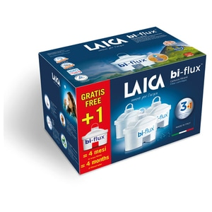 Set filtre apa LAICA Bi-Flux F4S, 4 buc