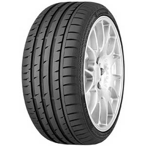 Anvelopa vara CONTINENTAL SPORT CONTACT 3 275/40R19 101W