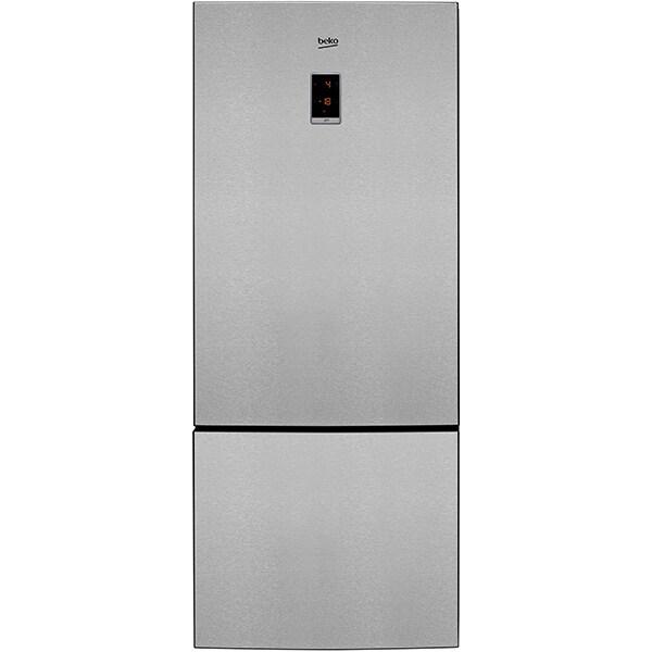 Combina frigorifica BEKO CN158230X, NeoFrost,  497 l, H 185 cm, Clasa A++, inox