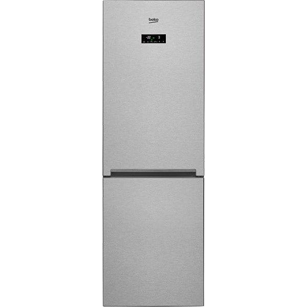 Combina frigorifica BEKO RCNA365E20ZXP, NeoFrost, 316 l, H 185.4 cm, Clasa A+, inox