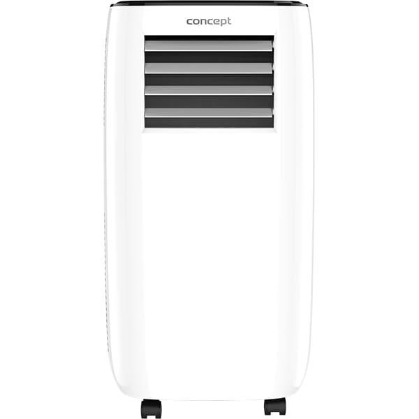 Aer conditionat portabil CONCEPT KV0800, 8000 BTU, A, Telecomanda, kit instalare inclus,  alb