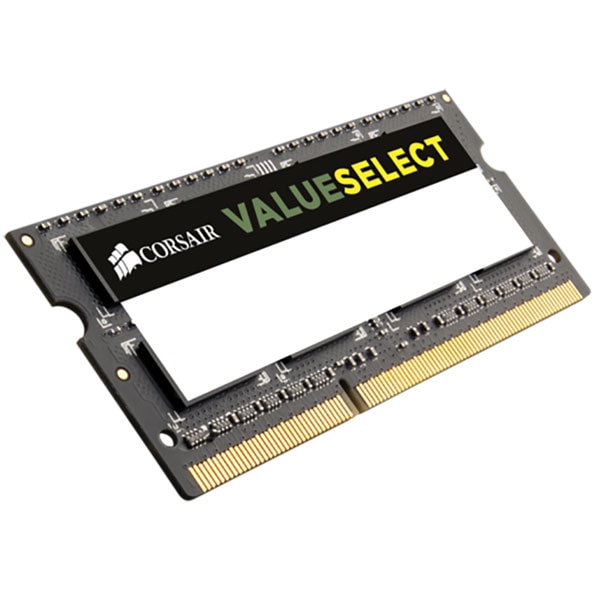 Memorie laptop CORSAIR 8GB DDR4, 1600MHZ, CMSO8GX3M1A1600C11