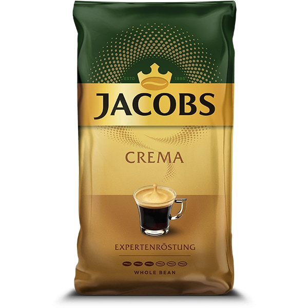 Cafea boabe JACOBS Kronung Crema 4032777, 500g