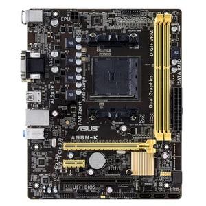 Placa de baza Asus A58M-K, socket FM2+, 2xDDR3, 4xSATA2, mATX