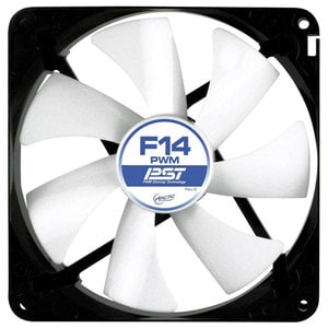 Ventilator ARCTIC F14 PWM, 140mm, 550-1300rpm, 4-pin PWM