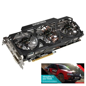 Placa video Gigabyte  AMD Radeon R9 290, R929WF3-4GD, 4GB GDDR5, 512bit + joc cadou Dirt Rally