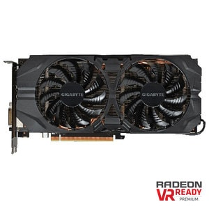 Placa video GIGABYTE AMD Radeon R9 390, GV-R939G1 GAMING-8GD, 8GB GDDR5, 512bit