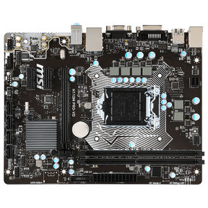 Placa de baza MSI H110M PRO-VD, Socket 1151, mATX