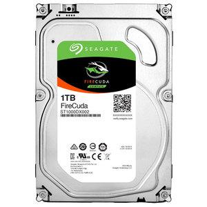 Solid State Hybrid Drive (SSHD) SEAGATE FireCuda 1TB + 8GB cache, SATA3, 7200 RPM, 64MB, ST1000DX002