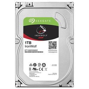 Hard Disk NAS SEAGATE IronWolf, 1TB, 5900 RPM, SATA3, 64MB, ST1000VN002