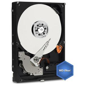 Hard Disk desktop WESTERN DIGITAL Blue, 4TB, 5400 RPM, SATA3, 64MB, WD40EZRZ