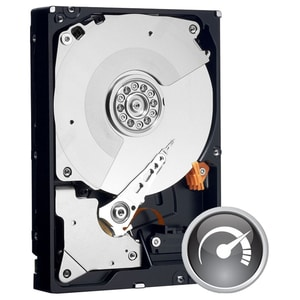 Hard Disk desktop WESTERN DIGITAL Black, 500GB, 7200 RPM, SATA3, 64MB, WD5003AZEX