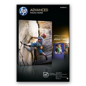 Hartie foto HP Advanced Q8008A, 10 x 15cm, 60 coli
