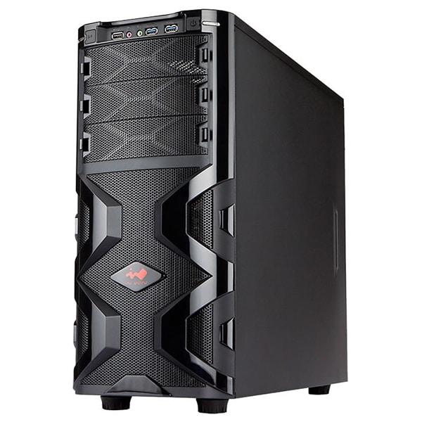Carcasa IN WIN Mana IW-MN136-BK, USB 3.0, fara sursa, negru