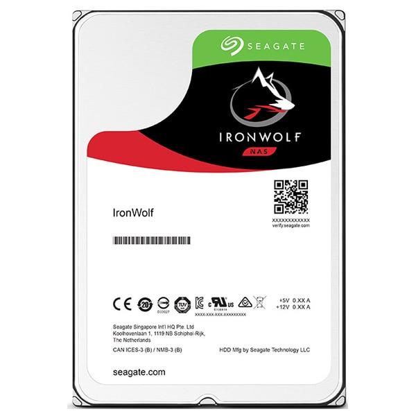 Hard Disk NAS SEAGATE IronWolf, 2TB, 5900 RPM, SATA3, 64MB, ST2000VN004