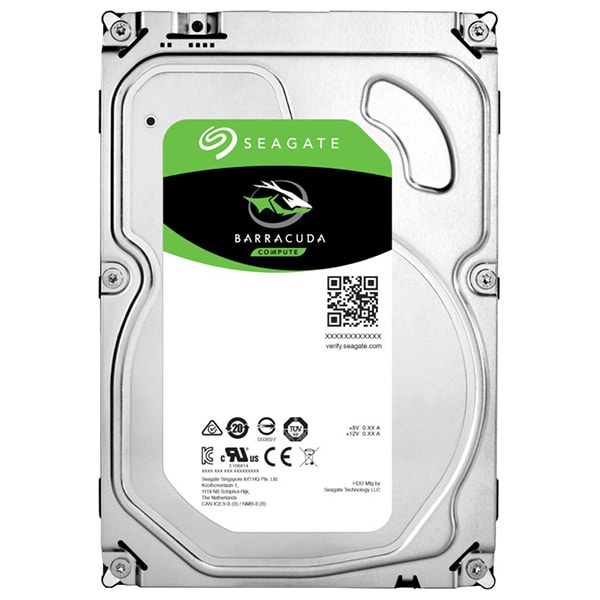 Hard Disk desktop SEAGATE BarraCuda 4TB, 5400 RPM, SATA3, 256MB, ST4000DM004