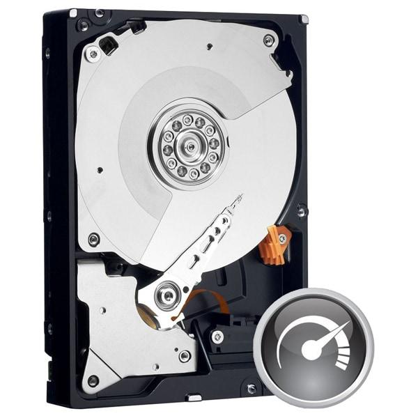 Hard Disk desktop WESTERN DIGITAL Black, 500GB, 7200 RPM, SATA3, 64MB, WD5003AZEX