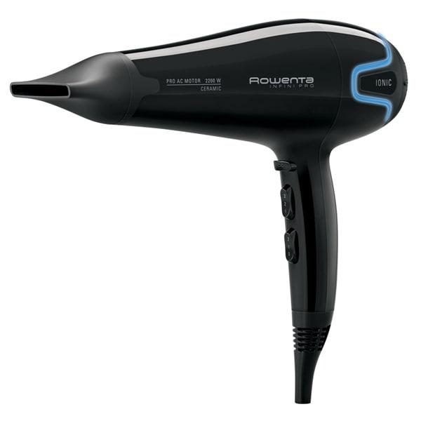 Uscator de par ROWENTA Infini Pro CV8730D0, 2200W, 2 viteze, 3 trepte temperatura, negru