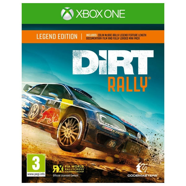 DiRT Rally: Legend Edition Xbox One